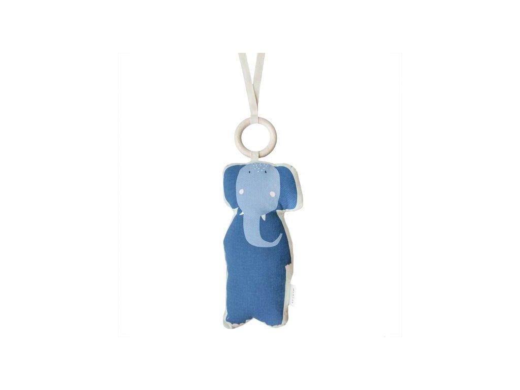 Hrací závěsná hračka Trixie - Mrs. Elephant
