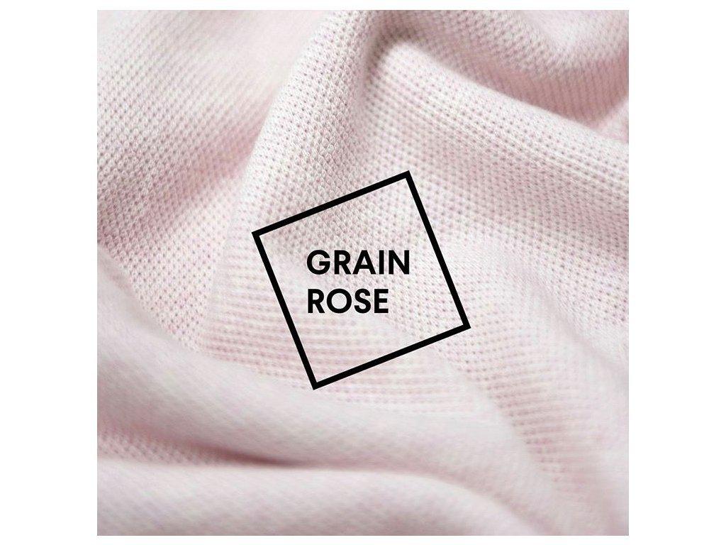 Klip na dudlík Trixie - Grain Rose
