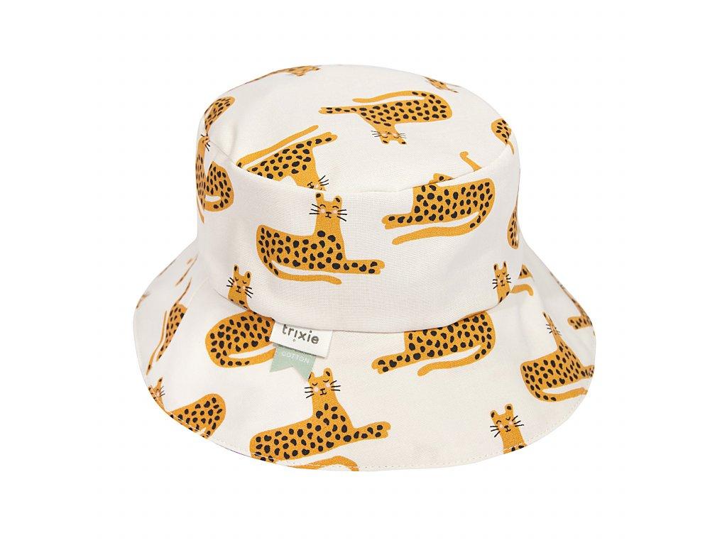 Dětský klobouček Trixie - Cheetah - 3 roky