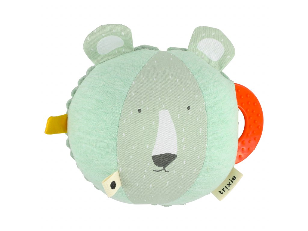 1132109 aktivity balonek pro nejmensi trixie mr polar bear
