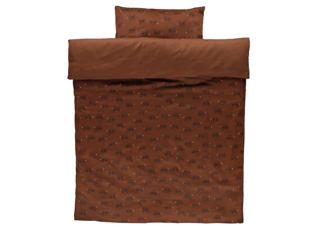 Povlečení na dětskou postel Truffle Pig 100 x 135 cm / 60 x 40 cm