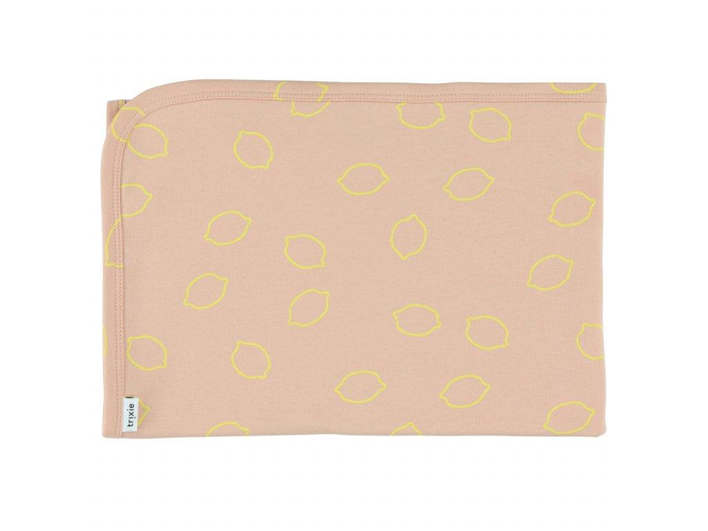 1133240 1 prikryvka 100 organicka bavlna trixie lemon squash