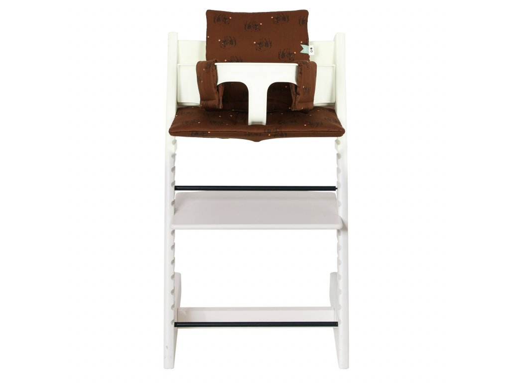 Polštářek na židličku Stokke Trixie - Truffle Pig