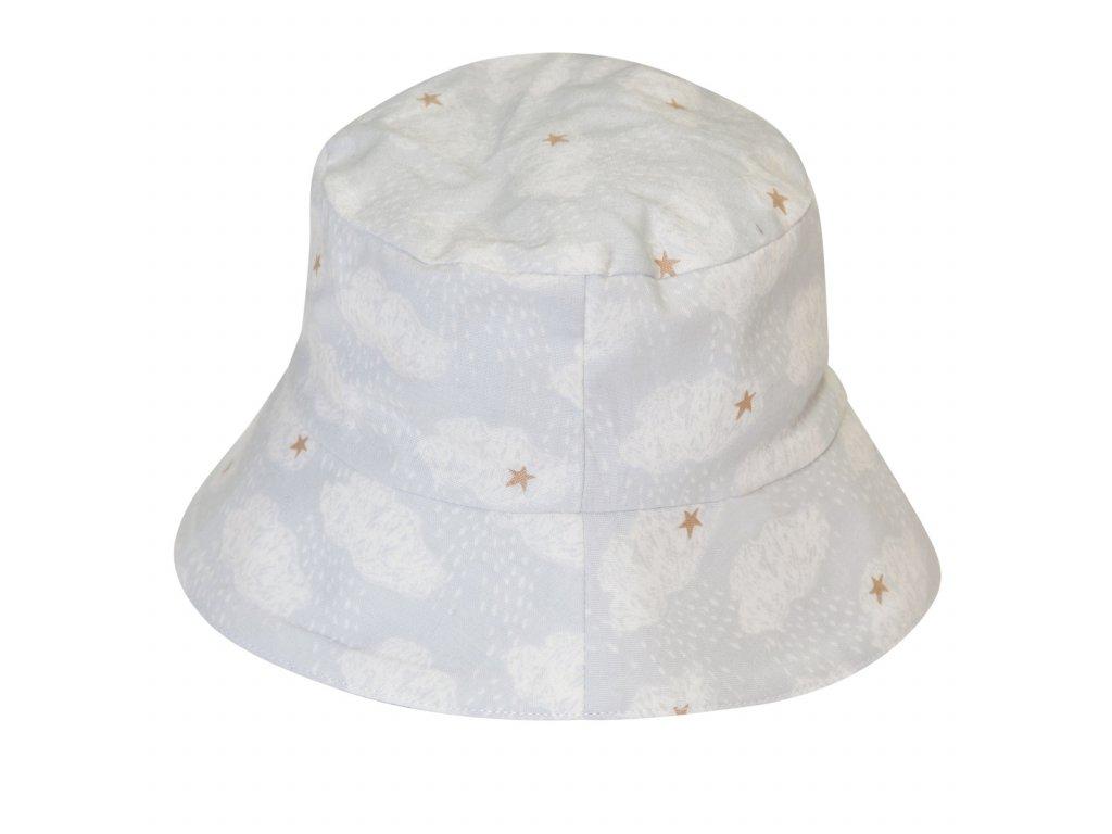 Dětský klobouček Trixie - Clouds 2 roky