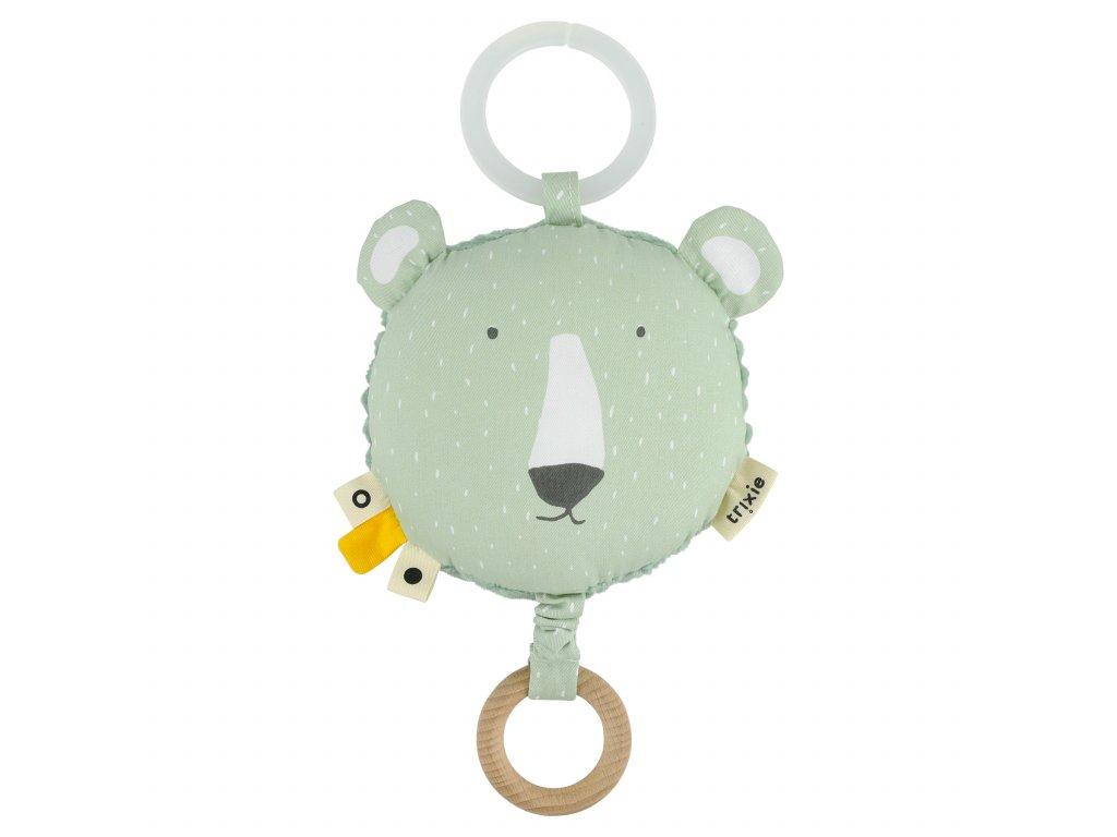 Hrací hračka Trixie - Mr. Polar Bear