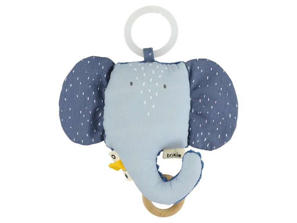 Hrací hračka Trixie - Mrs. Elephant