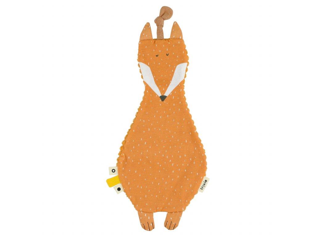 Držák na dudlík s muchláčkem Trixie - Mr. Fox