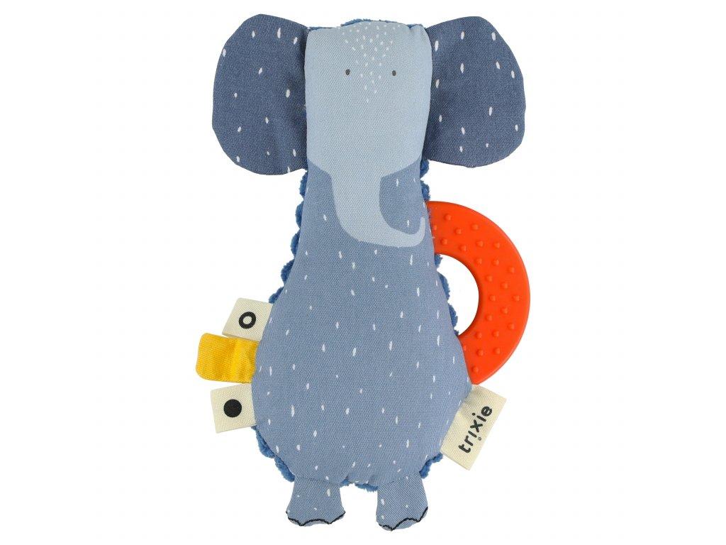 1134905 2 mini aktivity hracka trixie mrs elephant