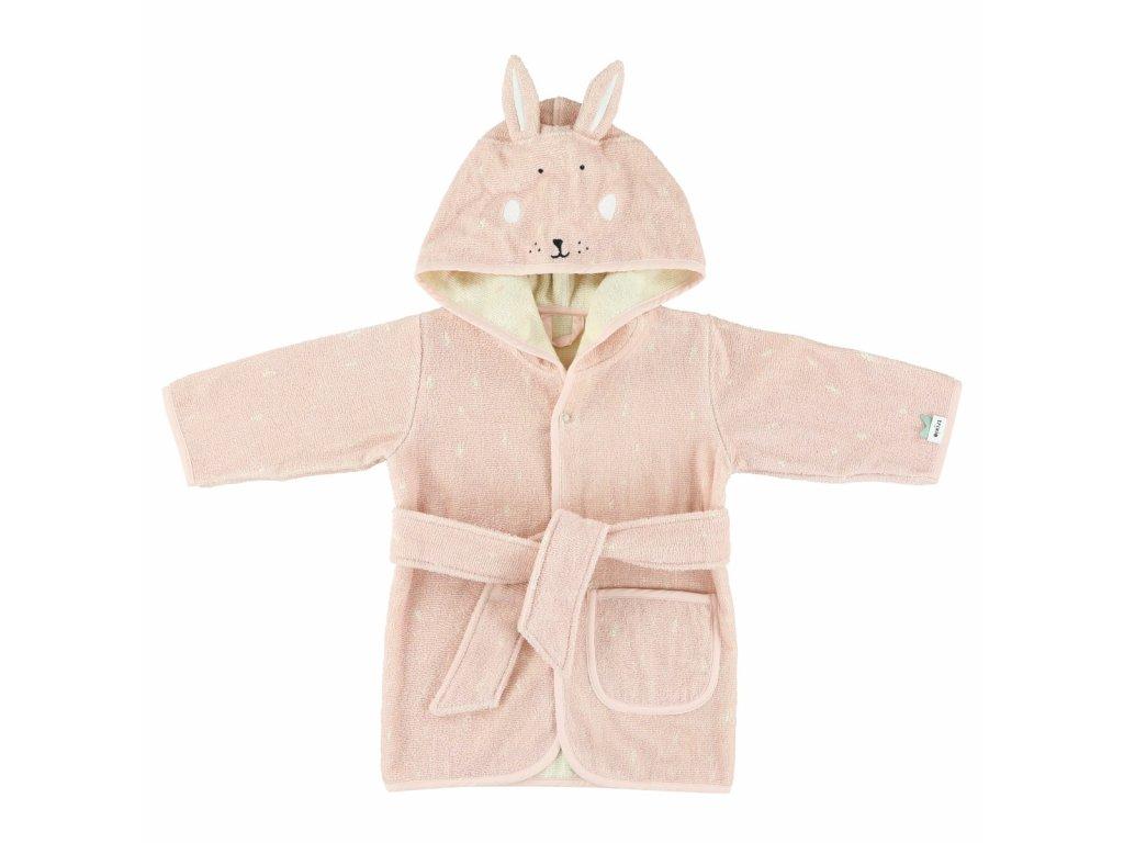 Dětský župan Trixie - Mrs. Rabbit 3 - 4  roky