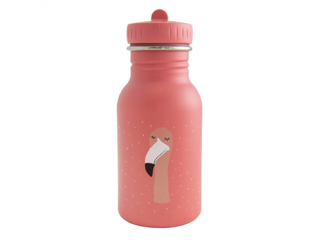 Láhev na pití Trixie - Mrs. Flamingo 350 ml