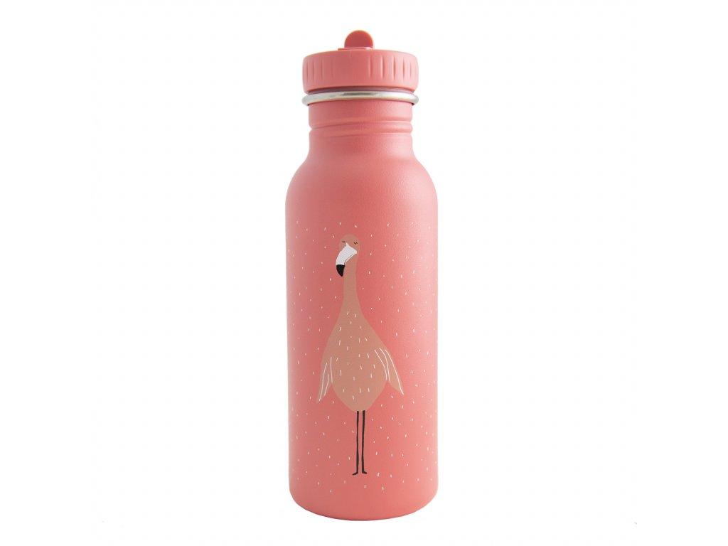 Láhev na pití Trixie - Mrs. Flamingo 500 ml