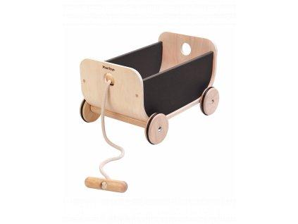 vozik cerny