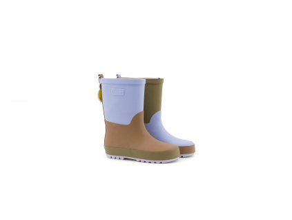 18084 product Sticky Lemon rain boots
