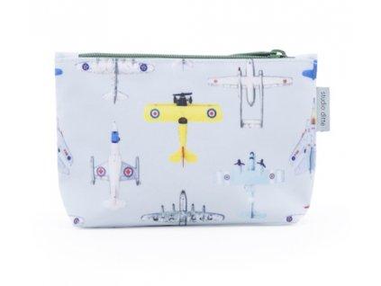 1702015 Studio Ditte pencil case boys airplanes