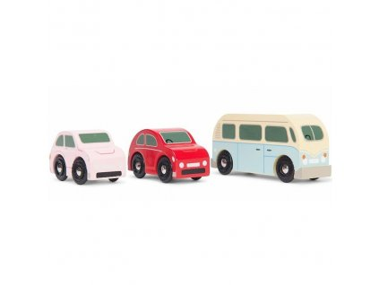 le toy van retro metro car set 4~1527130357