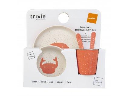 Dětský jídelní set - Trixie