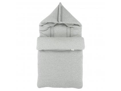 Zimní dětský fusak Trixie - Grain Grey