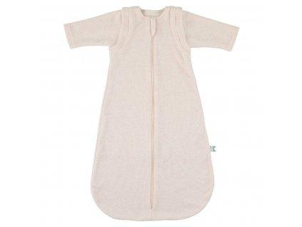 Spací pytel Trixie Baby - Mild - Grain Rose 80 cm