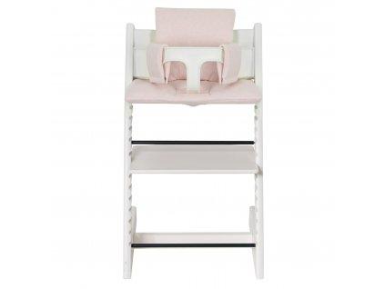 Polštářek na židličku Stokke Trixie - Grain Rose