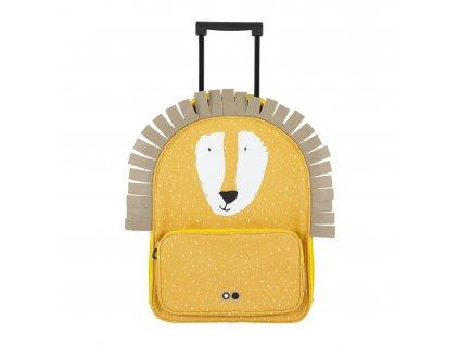 Dětský kufr na kolečkách Trixie - Mr.Lion