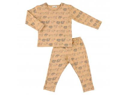 Dětské pyžamo Trixie - Silly Sloth 6 let
