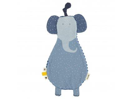 Držák na dudlík s muchláčkem Trixie - Mrs. Elephant