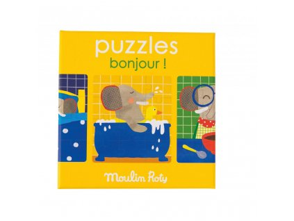 79052 puzzle den pana slonika