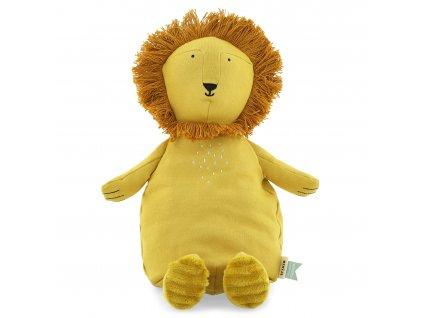 100% organic cotton plush toy large - Mr. Lion