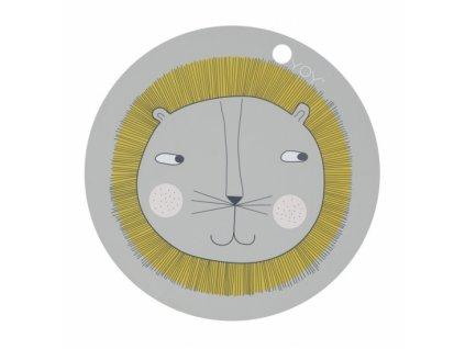 oyoy lion placemat set of 2 e44