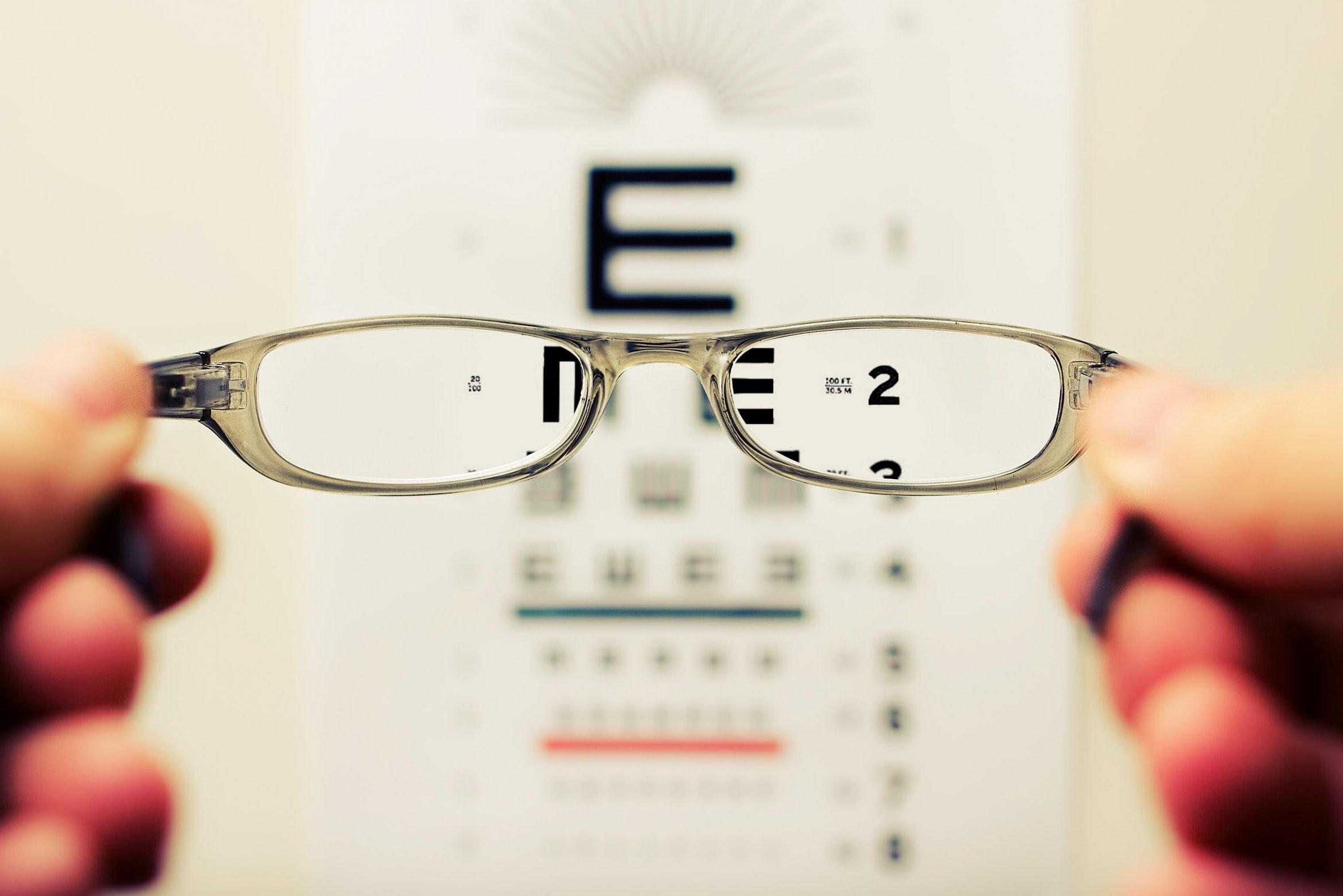 Zdravé oči a proč je důležitý lutein