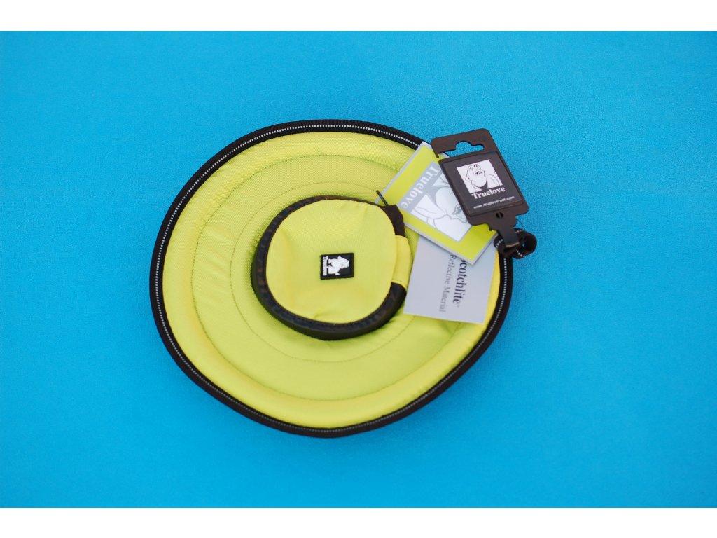 Frisbee s kapsičkou