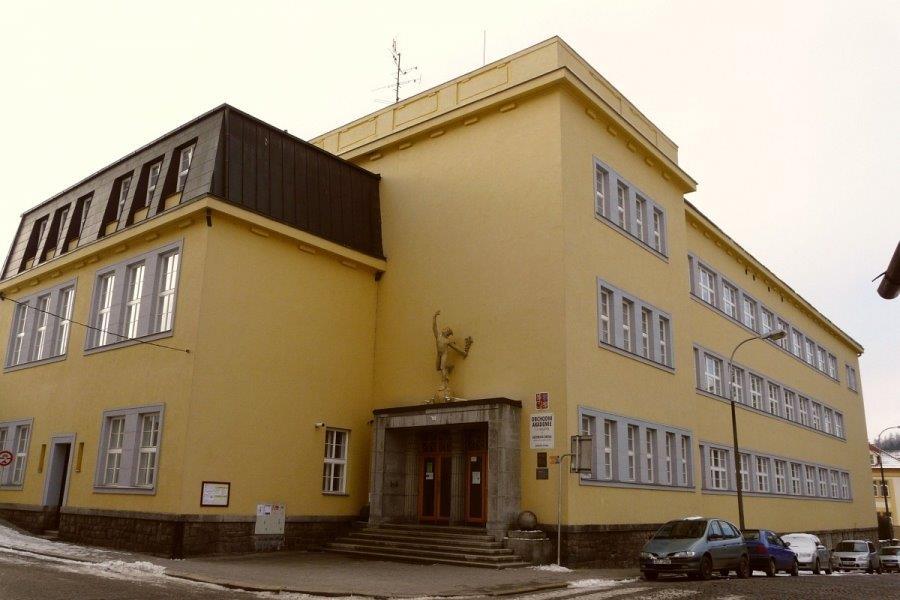 Obchodní akademie T.G.Masaryka a Jazyková škola Jindřichův Hradec