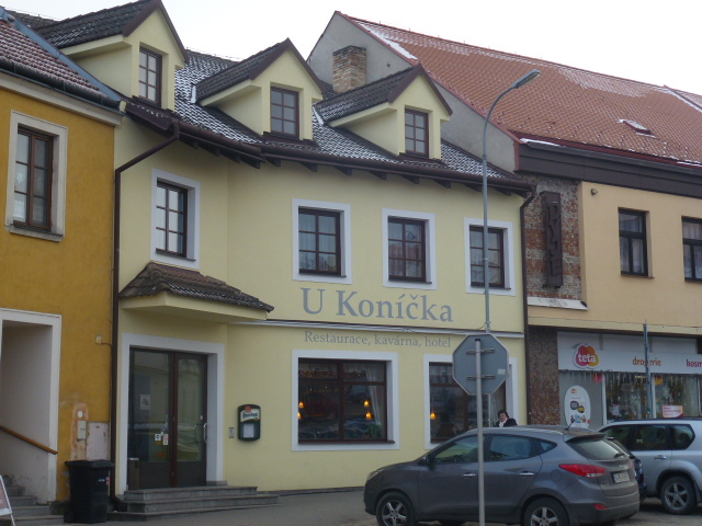 Hotel a restaurace U Koníčka Dačice