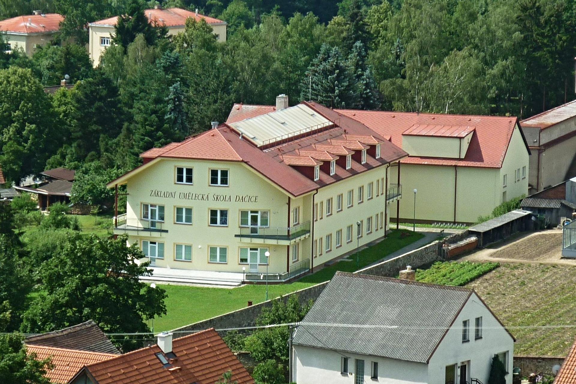 Základní umělecká škola Dačice