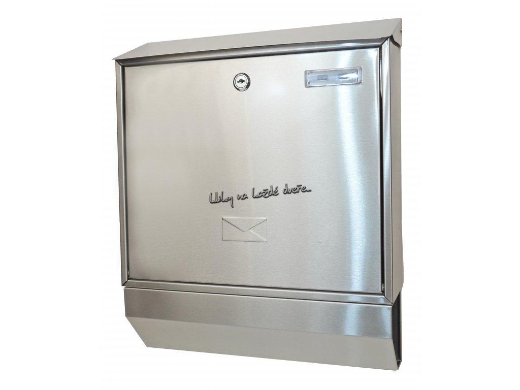 Post Box Lady schránka poštovní