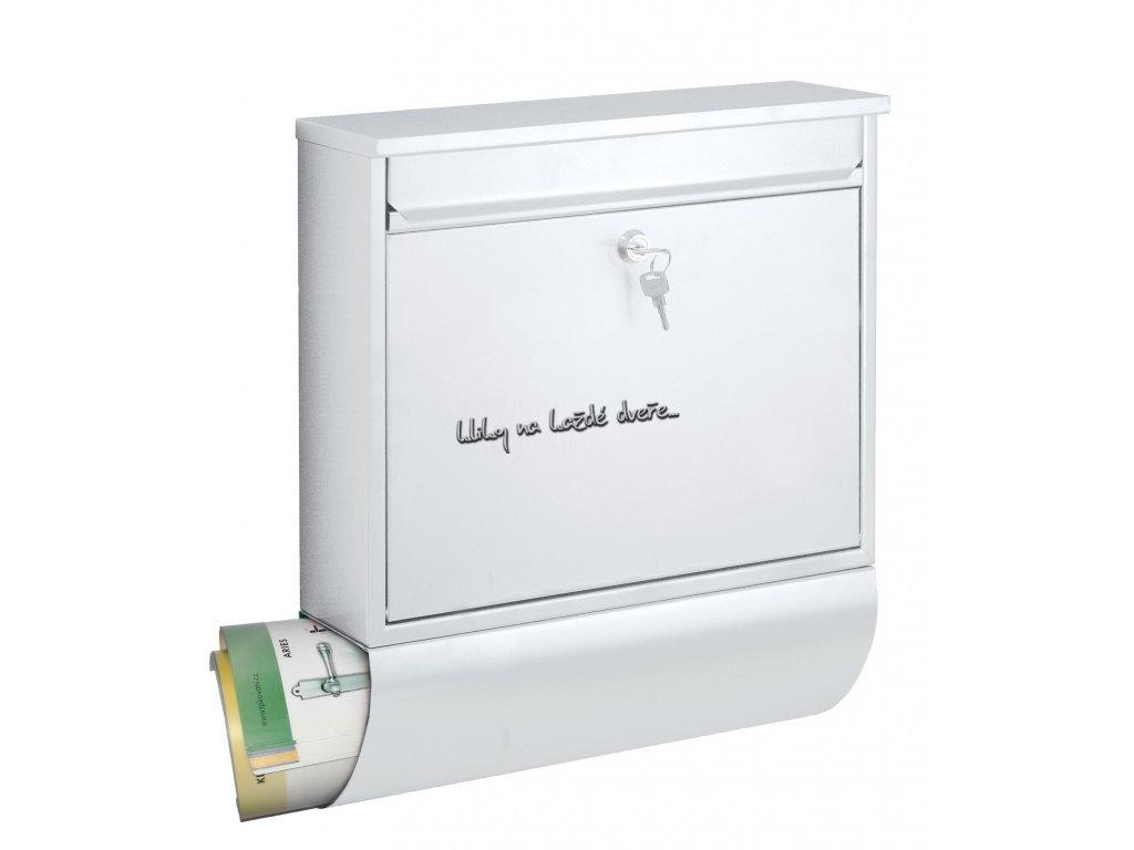 Post Box Route W schránka poštovní
