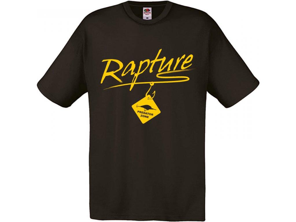 Rapture tričko GRAPHITE