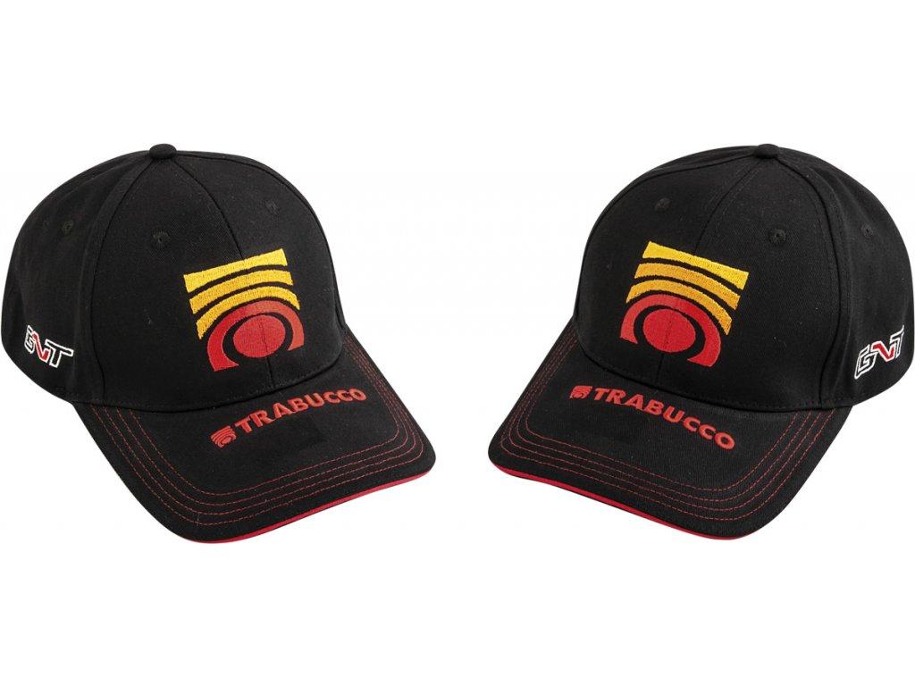 Trabucco kšiltovka GNT BLACK CAP