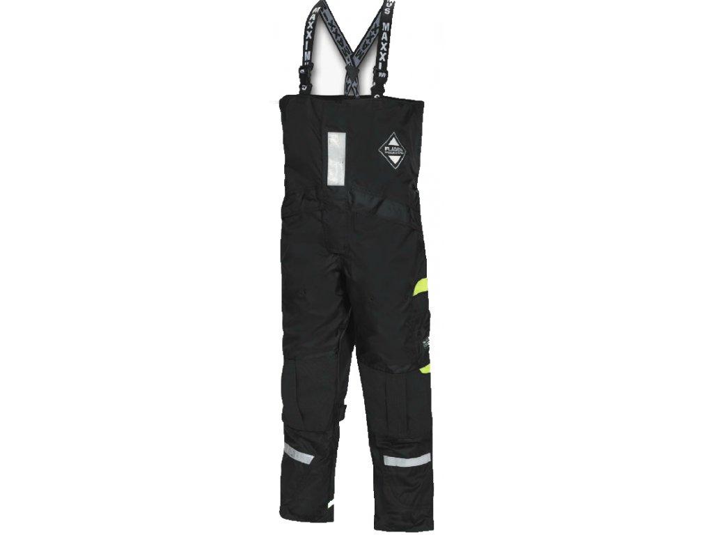 Fladen plovoucí oblek - kalhoty Maxximus Bibanbrace 855MX (EN 393) (Varianta S)