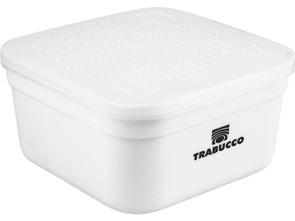Trabucco krabička Bait Box bílá 1000g