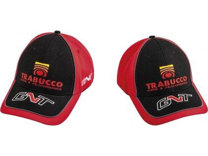 Trabucco kšiltovka GNT RED CAP