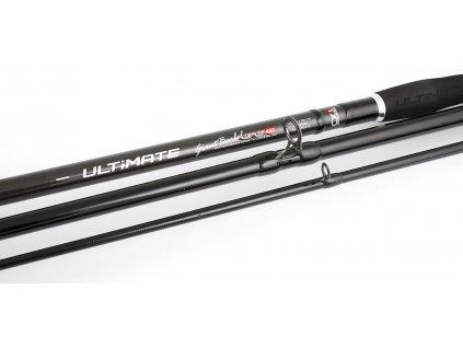Trabucco prut Ultimate Giant Barbel Twin Tip 4,2m 180g 2díl