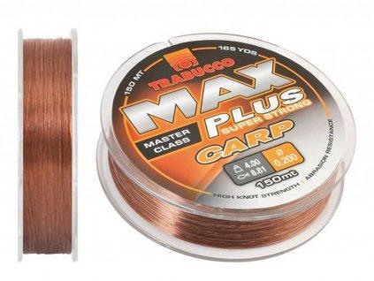 Trabucco vlasec Max Plus Carp 150m (Varianta 0,22mm)