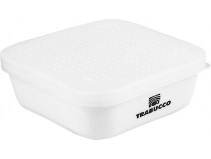 Trabucco krabička Bait Box bílá 250g