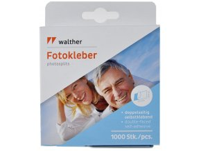 Fotopodlepky Walther 1000 kusů