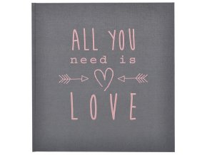 Fotoalbum All you need is love