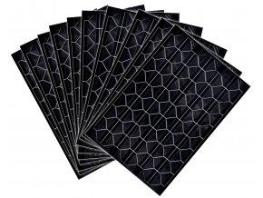 Fotorůžky černé 1000 ks