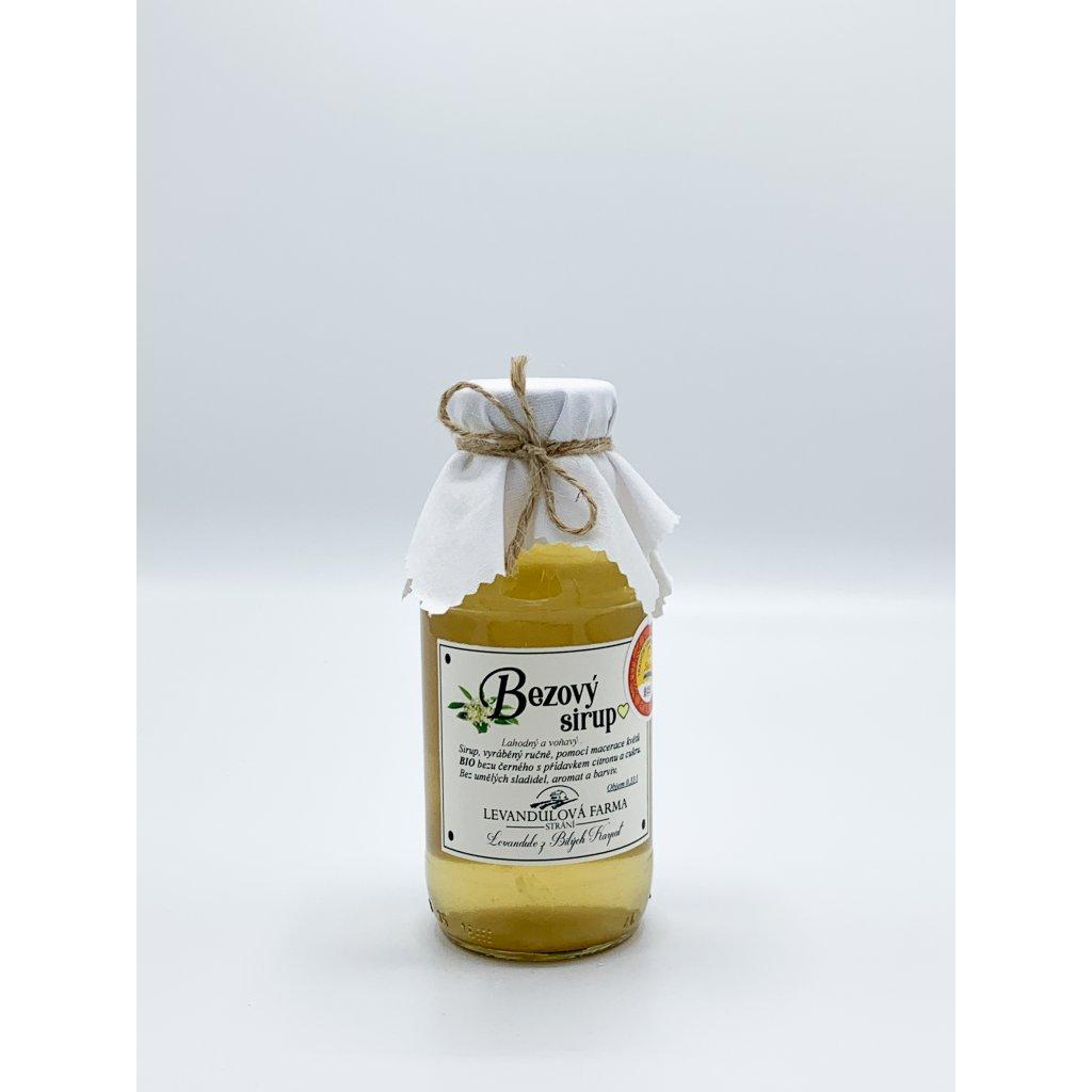 Bezový sirup 330 ml