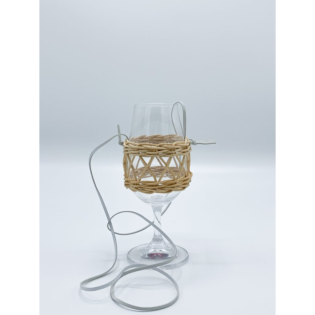 Vinná sklenice (var. 1)