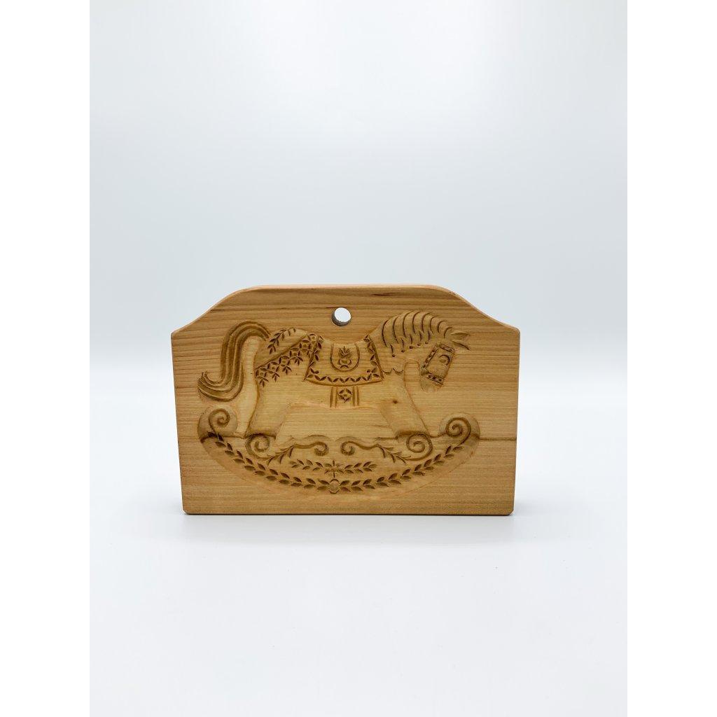 Dřevěná forma na máslo (lípa) 872,